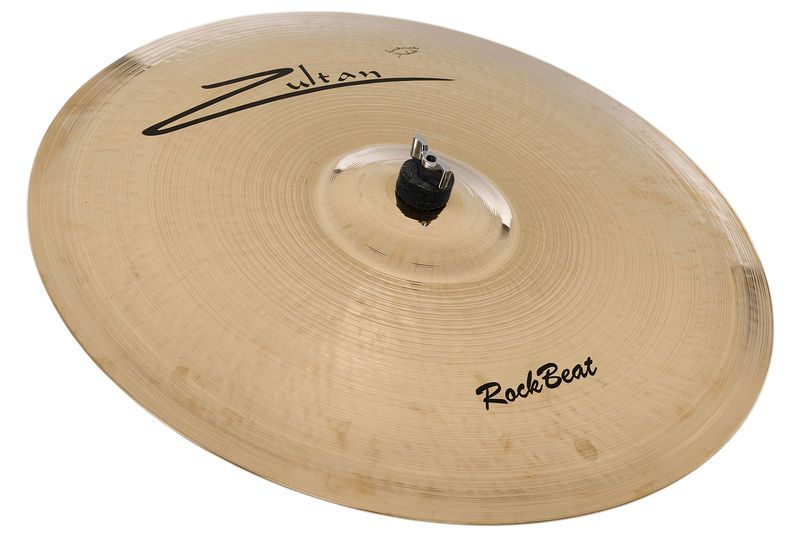 "Zultan 20"" Rock Beat Heavy Ride"
