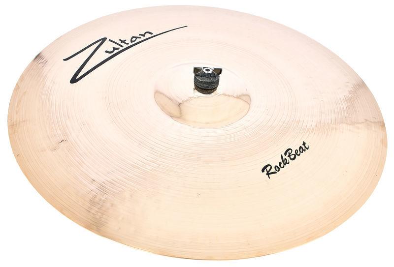 """Zultan 22"""" Rock Beat Medium Ride"""
