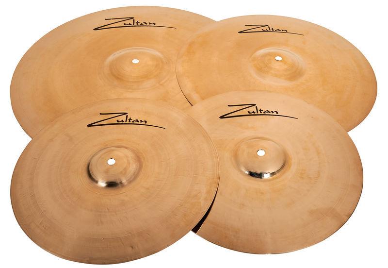 Zultan Rock Beat Cymbalset
