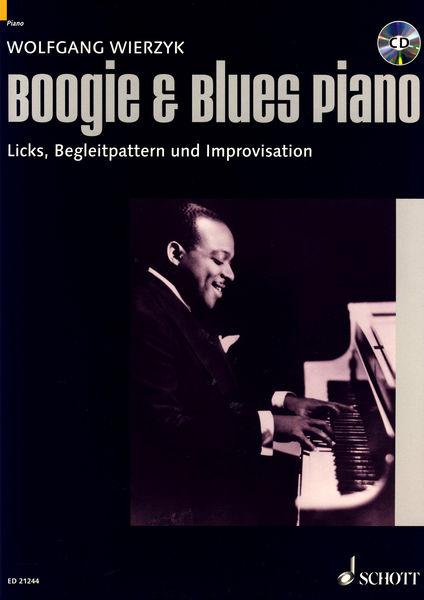 Boogie & Blues Piano Schott