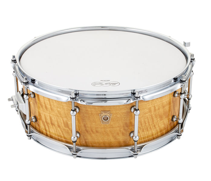 Ludwig LS560T 14x05 Maple Snare Satin