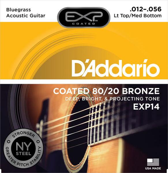 Daddario EXP14