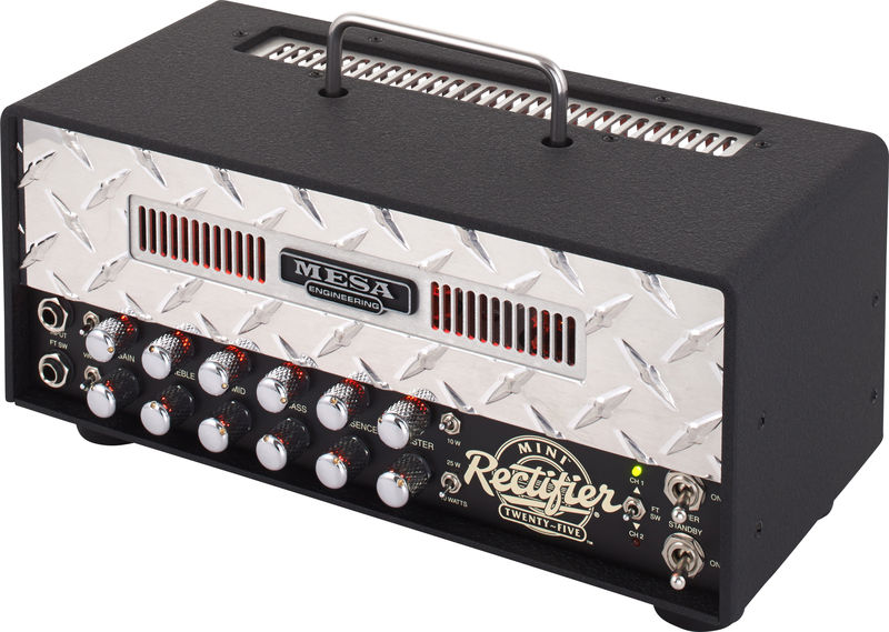 Mesa Boogie Mini Rectifier Twenty-Five Top