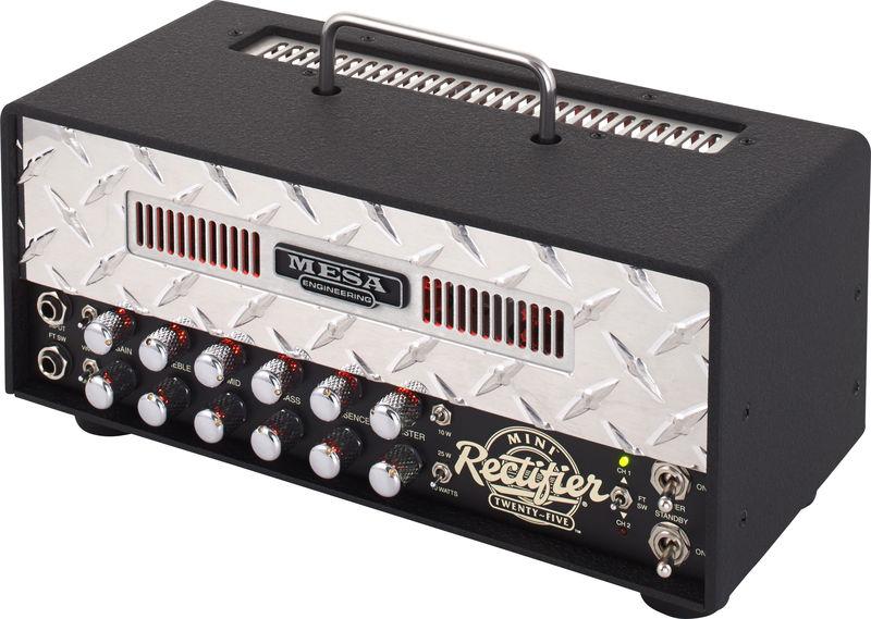 Mini Rectifier Twenty-Five Top Mesa Boogie