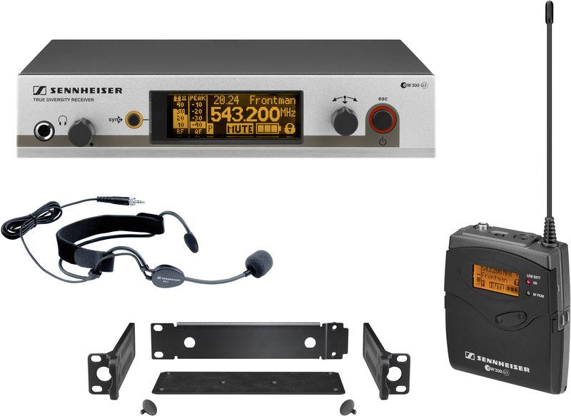 Sennheiser EW 352 G3 / G-Band