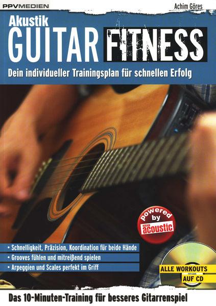 PPV Medien Akustik Guitar Fitness 1