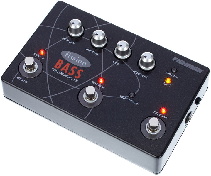 Fishman Fission Bass FX Pedal