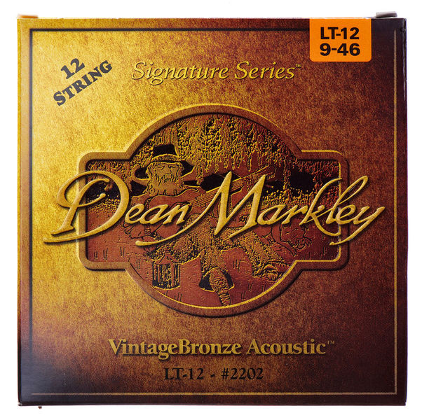 Dean Markley 2202LT12string Bronze Acoustic
