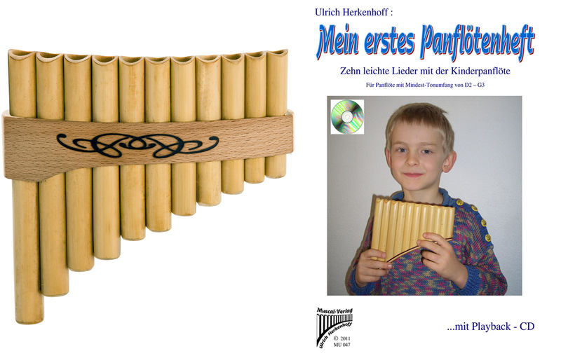 Plaschke Panpipes Set