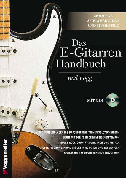 Das E-Gitarren Handbuch Voggenreiter