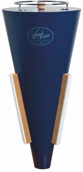 Voigt Brass Straight Mute C-Tuba