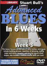 Music Sales Advanced Blues Week 3