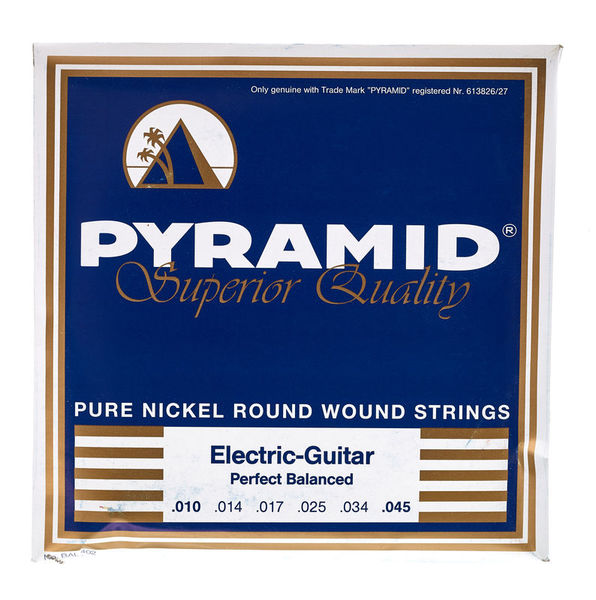 Pyramid Electric Strings 010-045