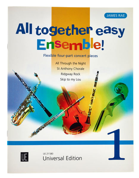 Universal Edition All Together Easy Ensemble 1