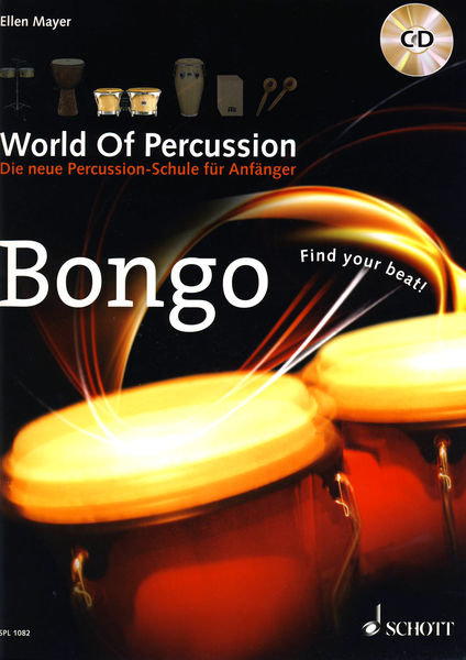 Schott World Of Percussion: Bongo