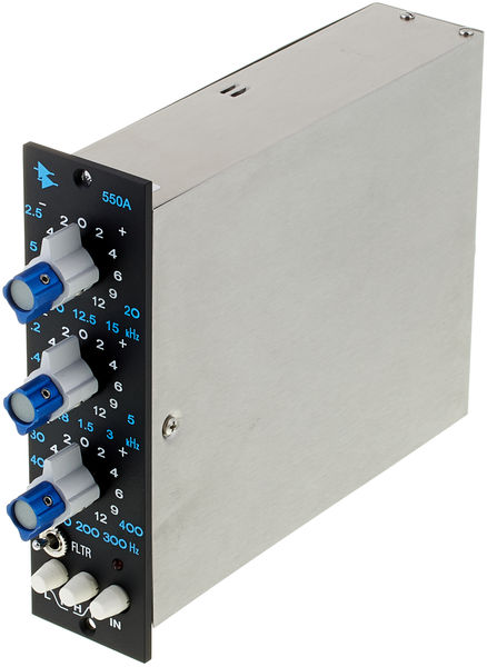 API Audio 550A Discrete 3 Band EQ