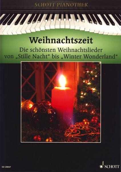 Pianothek Weihnachtszeit Schott
