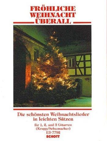 Schott Fröhliche Weihnacht Überall