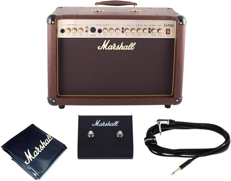 Marshall AS50D Bundle