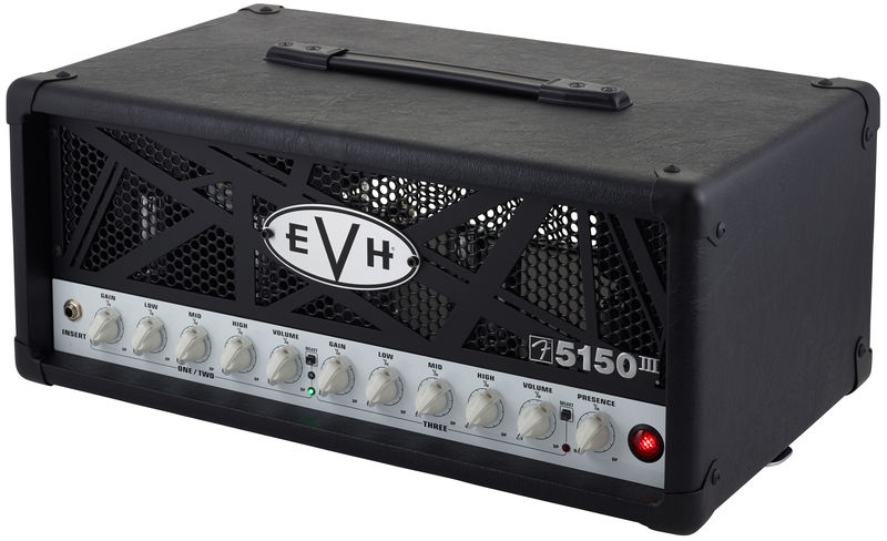 Evh 5150 III 50 Watt Head BK