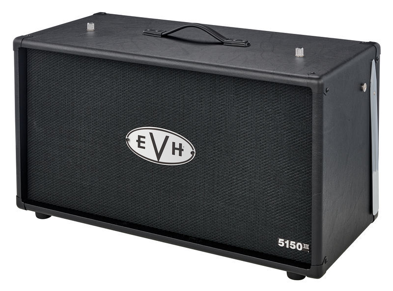 Evh 5150 III 2x12 Straight Cab BK