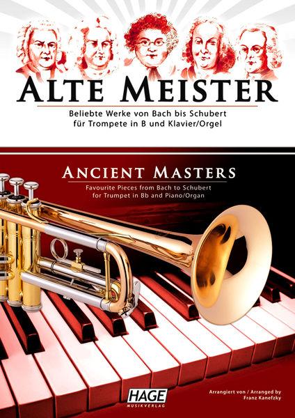 Hage Musikverlag Alte Meister Tr Piano