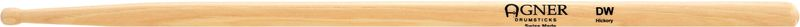 Agner DW Hickory Wood Tip Code Red