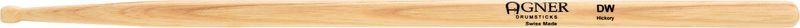 Agner DW Hickory Wood Tip Code Blue