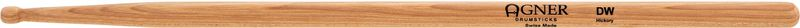 Agner DW Hickory Wood Tip Code Green