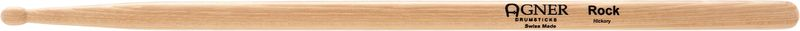Agner Rock Hickory Wood Tip Code Red