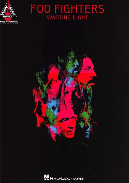 Hal Leonard Foo Fighters Wasting Light