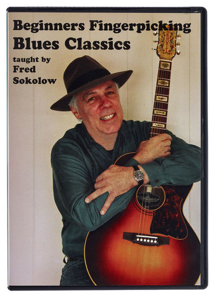 Music Sales Fingerpicking Blues Classics