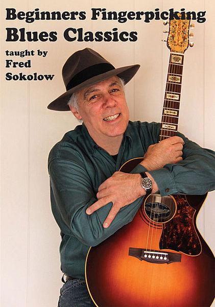 Music Sales Fingerpicking Blues Classics