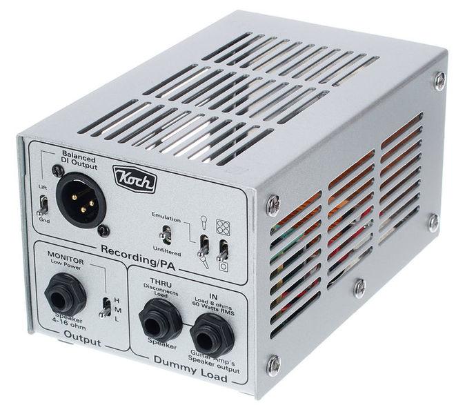 Koch Amps Dummybox Studio/PA