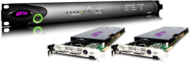 Avid Pro Tools HDX2 MADI System