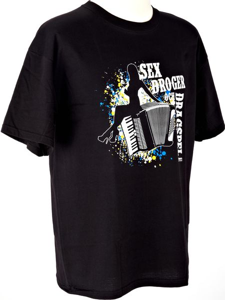 "Thomann T-Shirt S ""Sex, Drog..."" XL BK"