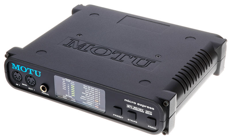 MOTU Micro Express 2 USB