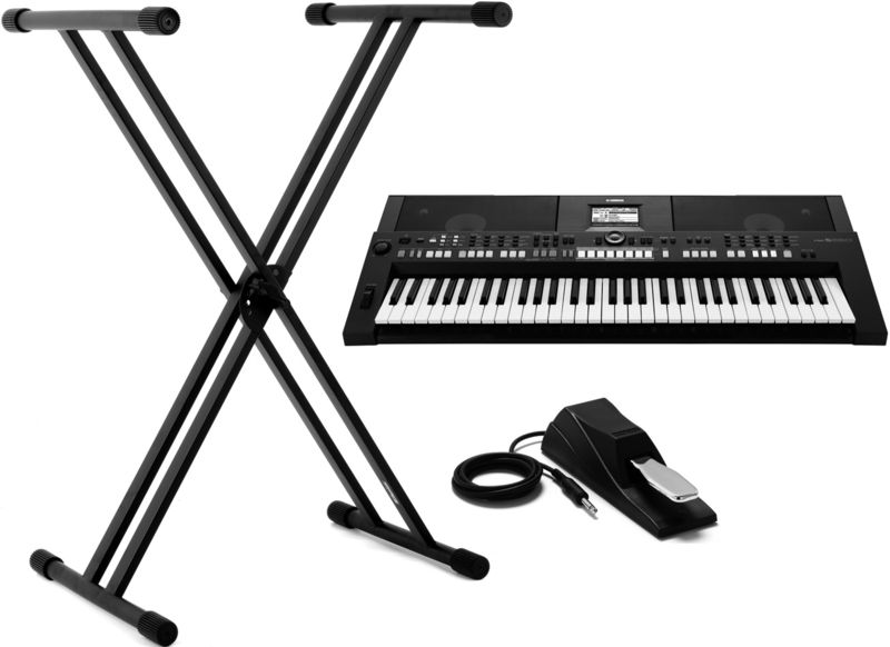 Yamaha PSR-S650 Set