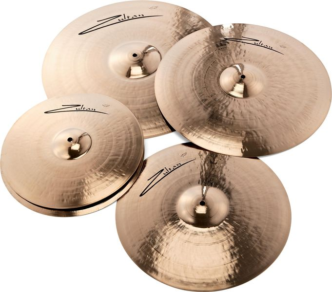 Zultan Rock Beat Profi Cymbalset