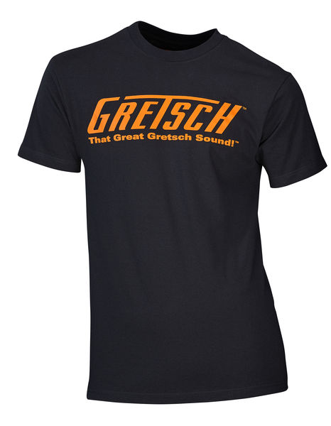 "Gretsch T-Shirt ""That Great ..."" M"