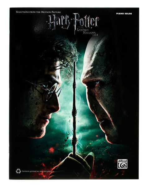 Alfred Music Publishing Harry Potter Deathly Hallows 2