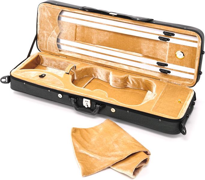 RJVC Concert-02 Violin Case Roth & Junius