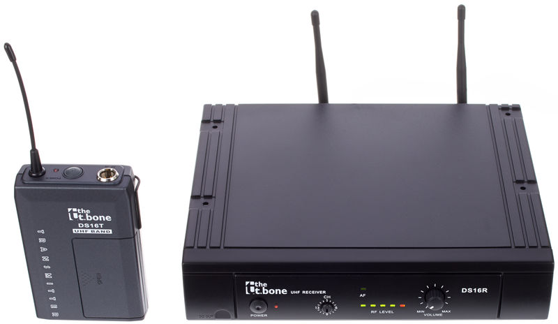 the t.bone TWS 16 PT 821 MHz
