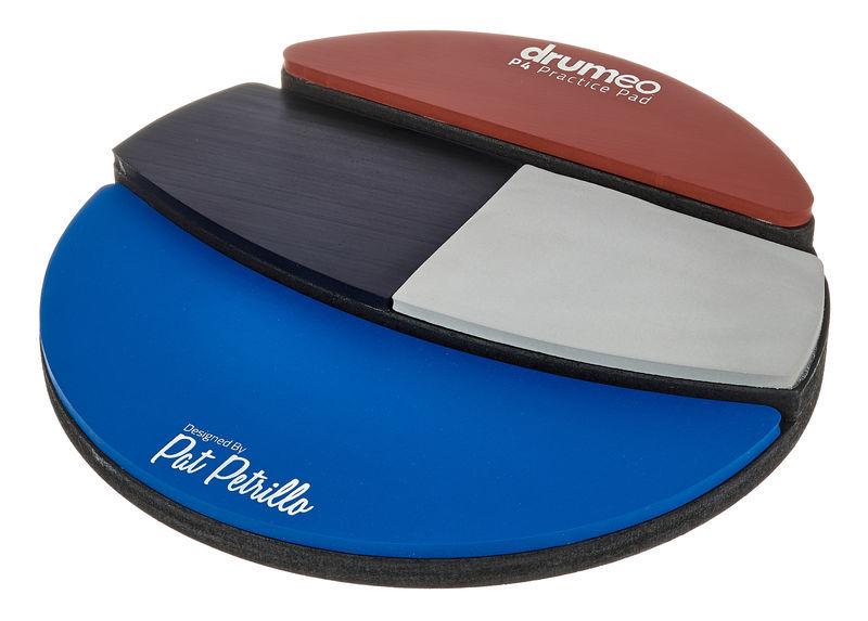 Drumeo P4 Pat Petrillo Practice Pad