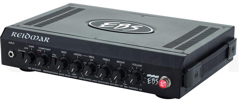 EBS Reidmar Bass Amp Head