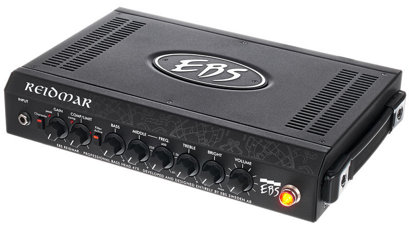 EBS Reidmar Bass Amp Head