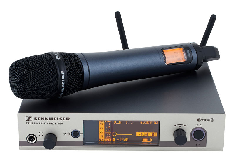 Sennheiser EW 345 G3 / B-Band