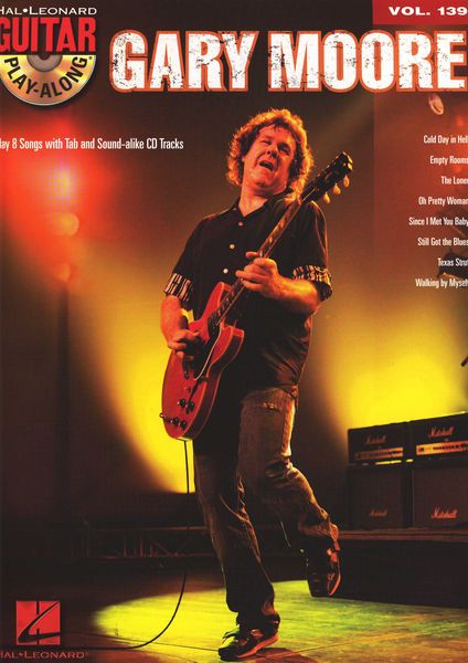 Hal Leonard Guitar Play-Along Gary Moore