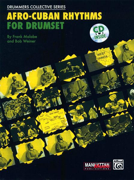 Afro-Cuban Rhythms f.Drumset Alfred Music Publishing