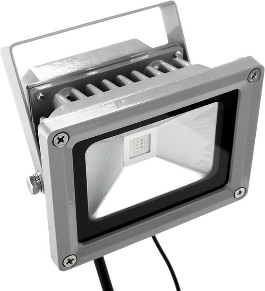 LED Colour Flood 10W RGB IP65 Stairville